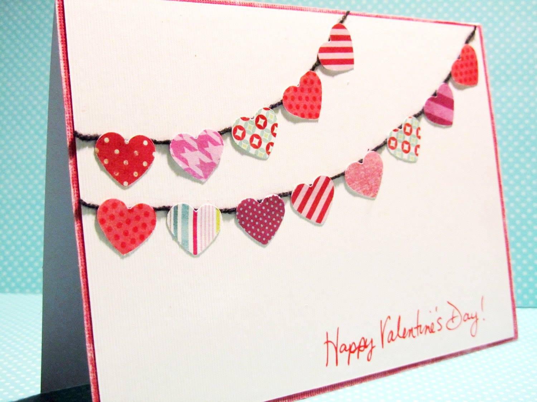 Открытки сердечки с днем рождения своими руками
